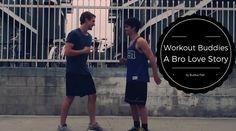 Workout Buddies A Bro Love Story Cortometraje Gay