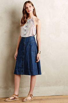 Isidora Midi Skirt