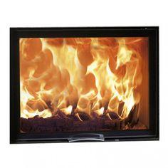 Morso S101-11 / 101-12 - Wood Burning Fireplace Insert