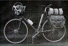 Classic bike touring