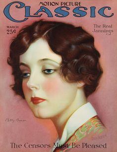 "Betty Bronson ""Motion Picture Magazine"" - 1927"