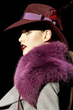 Why don't women wear beautiful hats anymore???