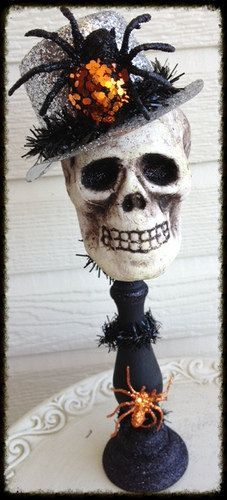 James Goodwin a Dapper Halloween Decoration by JeanKnee on Etsy, $20.00