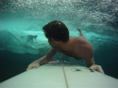 Only a surfer knows the feeling