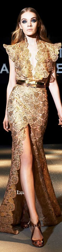 76c0df673 Robert Abi Nader ~ Couture Glamour Gown