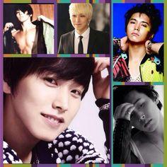 Super Junior Vocals/Dancer Sungmin #K-Pop #PhotoCollage