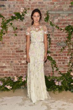 Trendencias - Los 11 looks más destacados de la Bridal Fashion Week Otoño/Invierno 2016