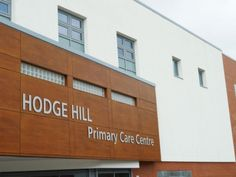 Hodge Hill Primary Care Centre | alsecco Solid Wall Insulation, External Wall Insulation, Rainscreen Cladding, Cladding Systems, Primary Care, Facade Design, Hospitals, New Builds, Schools