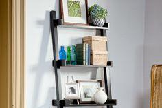 a ladder bookshelf