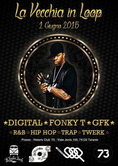 #djfonkyt #hiphop #trap #twerk #taranto
