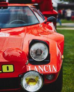 Stratos HF Vintage Racing, Vintage Cars, Lancia Delta Integrale, Ferrari, Car Advertising, Top Cars, Rally Car, Sexy Cars, Car Detailing