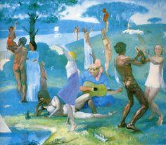 Lennart Anderson  #art, #modern
