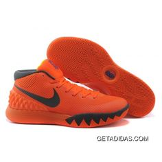 brand new 98f6e 8556a Nike Kyrie 1 Orange Grey Basketball Shoes Free Shipping, Price   92.14 -  Adidas Shoes,Adidas Nmd,Superstar,Originals