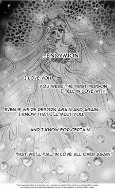 seriously, sailor moon taught me how to love
