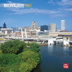 Milwaukee Wall Calendar: Milwaukee is home to a diverse population of intrepid, hardworking folks who take a great deal of pride in all that this fine Midwestern city has to offer.  $14.99  http://calendars.com/Milwaukee/Milwaukee-2013-Wall-Calendar/prod201300004692/?categoryId=cat00767=cat00767#