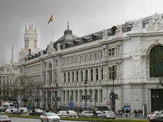 Banco de España Established in Madrid in 1782 by Charles III.