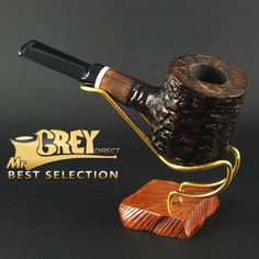 Beautiful-Hand-made-Mr-Brog-smoking-pipe-no-62-BROWN-pipa-pfeife-pijp-putki
