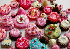decoden sweet cabochons 50 pcs by danika58 on Etsy, $9.45