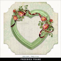 New Freebies Frame