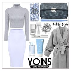 """""""Yoins 17"""" by black-fashion83 ❤ liked on Polyvore featuring CLEAN, Orlane, Stila, Bobbi Brown Cosmetics, Shiseido and Kate Spade"""