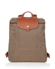 Longchamp Backpack - Le Pliage | Bloomingdale's $125.