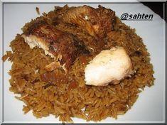 Riz libanais aux vermicelles chez sahten cuisine for Cuisine libanaise