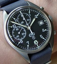 CWC Mechanical Chronograph 29371