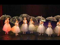 Academia Sylvia Aguirre -  Danzando Bajo la Lluvia- Recital de Danza 2010 - YouTube Recital, Singing In The Rain, Brain Breaks, Academia, Creative Photography, Cincinnati, Are You Happy, Flower Girl Dresses, Activities