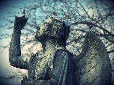 Stone Angel Blues Print By Cassie Peters This Angel is located in Washington, Iowa All rights reserved © Angelandspot
