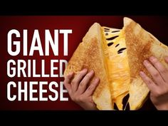 This Humongous Grilled Cheese Is Probably Wrong, but It Feels So Right — Food News | The Kitchn