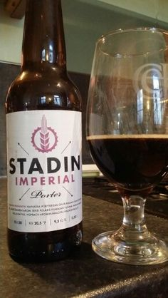 Stadin Panimo Imperial Porter. Watch the video beer review here…