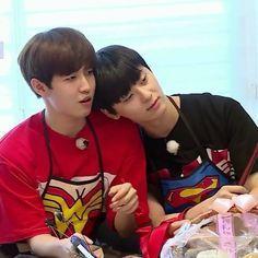 Jaehwan y Minhyun Let's Stay Together, Guan Lin, Lema, Kim Jaehwan, Ha Sungwoon, Golden Rule, Produce 101, Ji Sung, 3 In One