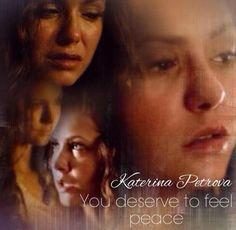 Katerina- deserves peace