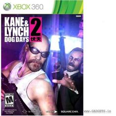 Kane and Lynch 2 Dog Days Xbox 360 ** Check out the image by visiting the link. Wii, Kane And Lynch 2, Videogames, Arcade, Third Person Shooter, Latest Video Games, Video Game Collection, Xbox 360 Games, Playstation Games