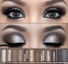 DIY para maquillaje de ojos