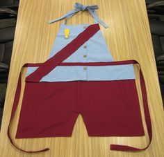 "Disney inspired ""Prince Charming"" apron"