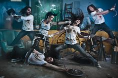 The Agonist - Epic Photography by Benjamin Von Wong  <3 <3