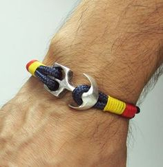 Unisex bracelet.Men's BraceletNautical Sailing by ZEcollection