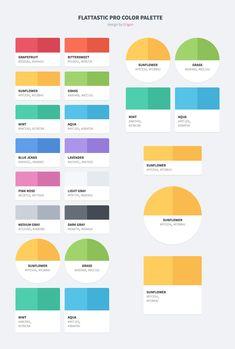 Flat Color Palette, Pantone Colour Palettes, Colour Pallete, Colour Schemes, Pantone Color, Ui Color, Theme Color, Gradient Color, Color Plan