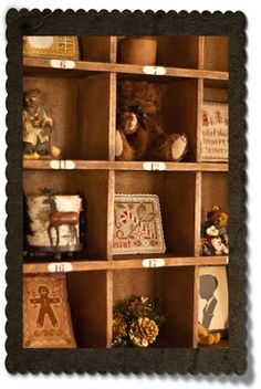 Little House Needleworks: The Cubby