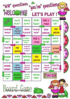 free printable games for learning english printable games for adults learning english speaking games speaking activities esl - 101 Printables Games To Learn English, English Games For Kids, English Activities, Kids English, English Class, Grammar Games, Grammar And Vocabulary, English Vocabulary, Printable Board Games