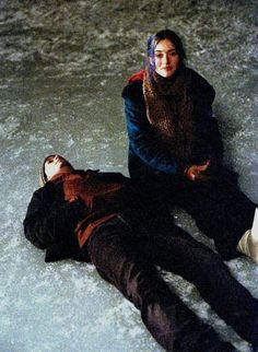 One of my all-time favorite movies: Eternal Sunshine of the Spotless Mind Movies Showing, Movies And Tv Shows, Meet Me In Montauk, Eternal Sunshine, Jim Carrey, Kate Winslet, Film Serie, Film Quotes, Series Movies