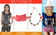 How Celebs Style: Graphic Prints @ The Trend Boutique