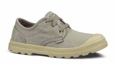 93315-092 WOMENS Pampa Oxford LP, Concrete/Putty