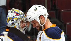 Gaustad and Miller - Oh how I will miss the Goose!