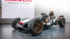 """Honda has annual design competition between their brightest engineers. The contest called, """" Global Design Project """" which only engineers from Honda can enter and this year 80 of them t…"""