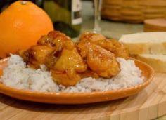 The Patriotic Pam. Jasmine Rice, Orange Chicken, Chicken Wings, Shrimp, Favorite Recipes, Meat, Food, Military Spouse, Fun Loving