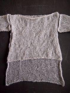 Vest Jacket, Sweater Cardigan, Diy And Crafts, Pullover, Knitting, Sweaters, Handmade, Jackets, How To Wear