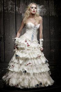 The Urban Steampunk Bride from Vecona.de | X. that xtra closet ...