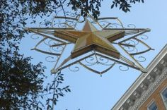 Downtown Orlando Christmas Star Celebrates the Past and the Future Christmas Star, Christmas Ornaments, Stuff To Do, Things To Do, Downtown Orlando, The Past, Florida, Future, Stars
